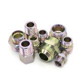 adattatore idraulico maschio del montaggio di tubo flessibile del giunto circolare metrico 1e