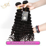 Волосы девственницы бразильянина качества 100% оптовых волос норки превосходные