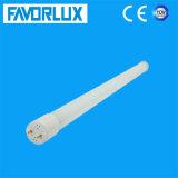 Tubo plástico al por mayor de la aleación de aluminio de 85-265V 3000K-6000K 12W LED T8
