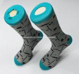 2016 su ordinazione calzini stampati nuova sublimazione