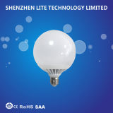 Alumínio High Power G120 Globe 18W 24W LED Light