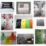 Machine de gravure UV d'inscription de laser de vente de borne chaude de laser pour PP/PE
