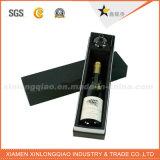 Personalizado de alta calidad caja de los envases de vidrio de vino de lujo
