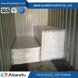 Garniture ondulée durable imperméable à l'eau de boisson de pp