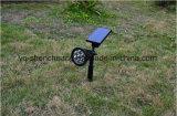 RGB Lumière solaire de jardin pour l'énergie solaire Spotlight