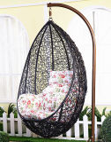 خارجيّة حديقة منزل أثاث لازم [رتّن] أثاث لازم يعلّب بيضة أرجوحة كرسي تثبيت