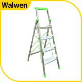 De vouwbare & Draagbare Vouwende Ladder van de Stap van het Aluminium van de Behendigheid