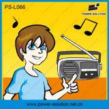 Светильник MP3 радиоего напольный сь солнечный светлый