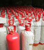Cilindros vazios de acetileno 60L (C2H2: 10 KG)