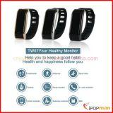 지능적인 팔찌 건강 잠 감시, 지능적인 팔찌 Bluetooth 인조 인간 스피커 설명서, Cicret 팔찌 지능적인 전화