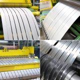 Ba 2b terminant la courroie d'acier inoxydable de l'épaisseur 304 de 0.4-3mm