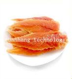 Natürliche Hundeimbiss-Nahrungsmittelgetrocknetes/Kristallhuhn-stoßartiges Fleisch