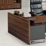 금속 프레임 나무로 되는 탁상용 사무실 테이블, 사무실을%s 행정상 책상