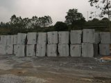 Le lastre del granito di Padang/mattonelle grige scure più poco costose G654 smerigliatrice G654 fiammeggiato