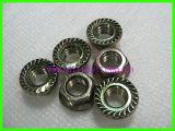Les écrous à embase hexagonale de DIN6923
