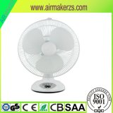 Ventilador Emergency solar de venda quente da C.C. do ventilador 12inch recarregável