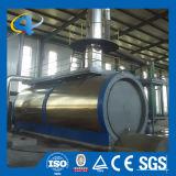 Venta directa de fábrica de plástico usado convertir a la máquina de destilación de petróleo diesel