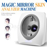 2017 3D портативный красоты оборудование Волшебное зеркало анализатор кожи на кожу лица анализа