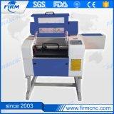 Mini máquina de grabado del corte del laser del CO2