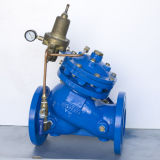 Válvula de sustentação da pressão ajustável Multifunctional