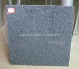 Padang foncé G654 Gris Granite, Granite Tiles et Granite Dalles