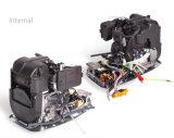 Generator van uitstekende kwaliteit van de Omschakelaar van de Benzine van het Gebruik van het 0.65kw1kw 2kw 2.6kw 3kw 5kw Huis de Mini Draagbare Digitale