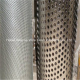 Preço baixo de alta qualidade ao redor de malha de metal perfurada