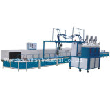 Shoe를 위한 Low 배밀도 Pressure Conveyor Type PU Machine