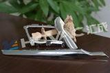 車はクロムコータかプラスチック自動車部品のクロムめっき装置を分ける