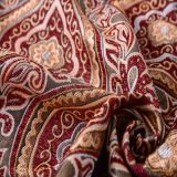 Polyester-Jacquardwebstuhl gesponnenes Sofa-Gewebe