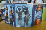 "6 Páginas Cobertura rígida Brochura de Vídeo LCD de 7""/Cartão de vídeo"