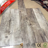Plancher desserré gris de vinyle de configuration de constructeur de la Chine pour la cuisine