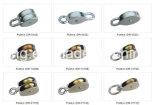 亜鉛合金プーリーは修復される車輪及び旋回装置の目プーリーを選抜する