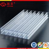Polycarbonat-Blatt PC Multiwall hohles Dach-Blatt für Gewächshaus