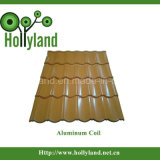 Beschichtet u. prägten Aluminiumring-Blatt (ALC1118)