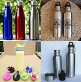La mode à double paroi en acier inoxydable bouteille d'eau Sport isolation sous vide