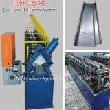 機械を形作る鋼鉄プロフィールのゲートの金属の戸枠ロール