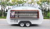 Carrinhos de venda de alimentos de alta qualidade / carrinhos de venda de alimentos personalizados (CE)