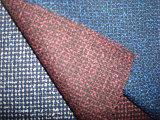 Tr tramo Jacquard tejido traje para la mujer vestidos