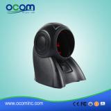 Ocbs-T009 láser omnidireccional POS Escáner de escritorio