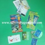 플라스틱 수축 소매 레이블