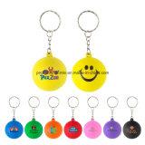 De promotie Sleutelringen van Keychains Gumball van de Bal van de Spanning