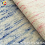 T / C periode Color Striped Terry Jc Fabric