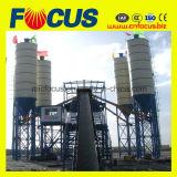 Impianto di miscelazione concreto commerciale Hzs120 con controllo di calcolatore