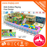 Baby Soft Play Center Indoor Playground Equipamento para venda