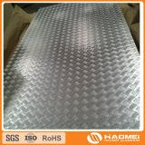 piatto dell'impronta dell'alluminio 6061