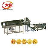 내뿜어진 밀어남 옥수수 간식 기계 공정 라인