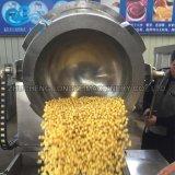 Longze Marken-konzipieren automatische industrielle Handelskaramel-Popcorn-Maschine 2018 spät