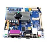 2*DDR3の小型Intel 2GB ITXデスクトップのマザーボード
