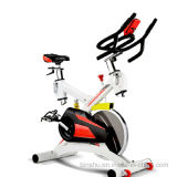 Nuovo Design Spinning Bike con 18kg Flywheel